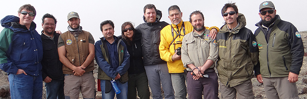 CONAF y SAG unen esfuerzos en restauración ecológica en islas protegidas por el SNASPE