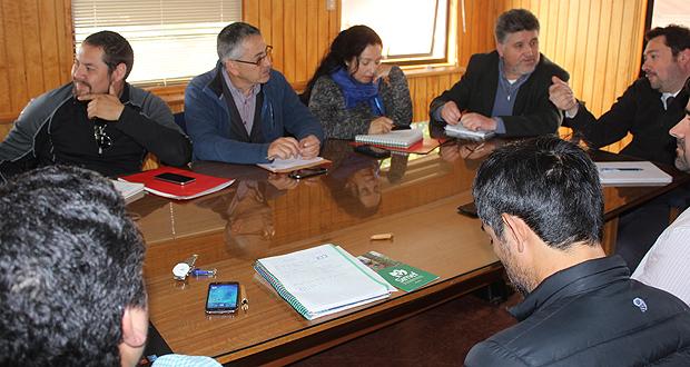 Durante la reunión, se concordó en fortalecer la coordinación en torno al desarrollo de las actividades de recuperación y protección.