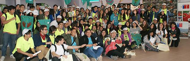 CONAF participa de Jornada de Puertas Abiertas organizada por INIA Rayentué