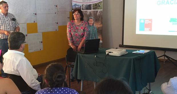 En la localidad de Villa Mañihuales, a 80 kilómetros al norte de Coyhaique, se presentó a la comunidad local el diseño participativo del futuro parque urbano natural Mañihuales.