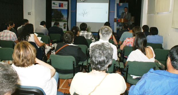 Conaf for Viveros en rancagua