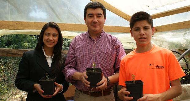 Ganadores del Proyecto 'Salvemos la Lumilla'