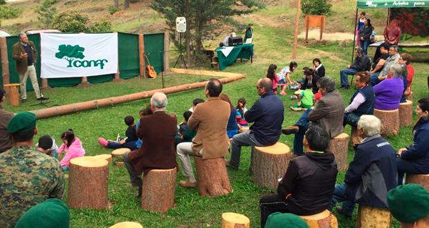 Parque Urbano Natural de Cochrane es el primero de esa localidad y el segundo de la región de Aysén, tras el que existe en la localidad de La Junta.