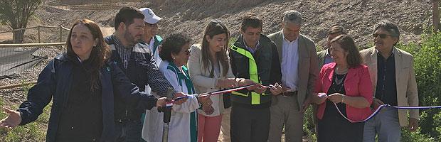 Copiapó tiene Parque Natural Urbano para el deporte y la recreación
