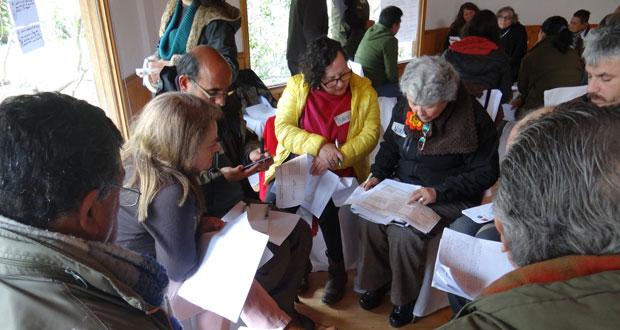 En junio de este año, se dio inicio a este proceso de elaboración de un nuevo plan de manejo, bajo la metodología de estándares abiertos, que considera como eje central la participación ciudadana de los diversos actores que se relacionan con el lugar.