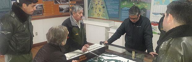 Gope se suma a búsqueda de turista desaparecida en Parque Torres del Paine