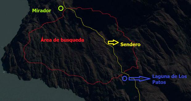 Guardaparques de CONAF fueron informados de la desaparición de una turista de nacionalidad alemana que formaba parte de un grupo que recorría el Parque Nacional Torres del Paine.