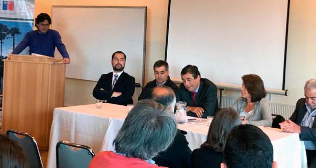 Reunión Internacional sobre el Daño Foliar de la Araucaria araucana fue realizado en la ciudad de Villarrica.