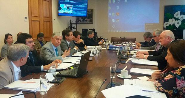 Comisión de Hacienda de la cámara de diputados aprobó en su sesión de este martes 21 el articulado del proyecto de ley que crea el Servicio Nacional Forestal.