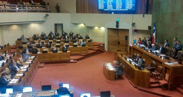 Por 83 votos a favor y ninguno en contra los parlamentarios aprobaron en la sala de la cámara de diputados la iniciativa legal presentada este año.