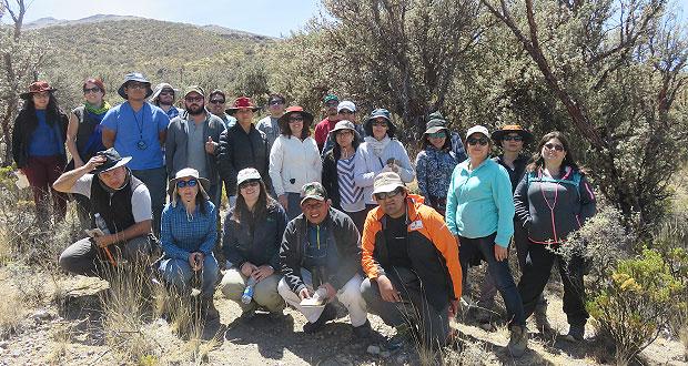 La cita reunió a profesionales de Perú, Bolivia, Ecuador, Colombia y Chile.