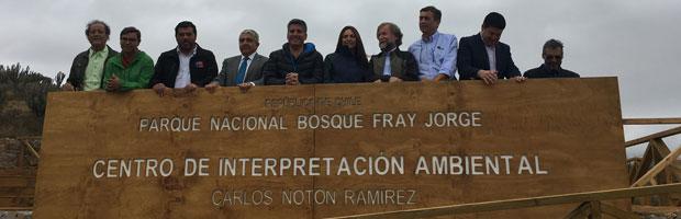 Fuerte impulso al turismo sustentable de Región de Coquimbo por nueva infraestructura de Parque Nacional Bosque Fray Jorge
