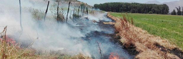 En Melipilla se dio inicio a la prohibición de quemas en la región Metropolitana