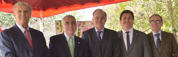 Con ministro de agricultura a la cabeza se conmemoró aniversario de CONAF