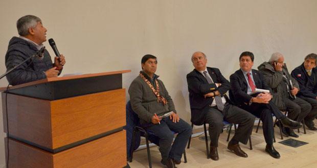 Las autoridades del Agro e Intendente participaron en el Parlamento de Lonkos de La Araucanía para conocer las principales necesidades de la comunidad mapuche.