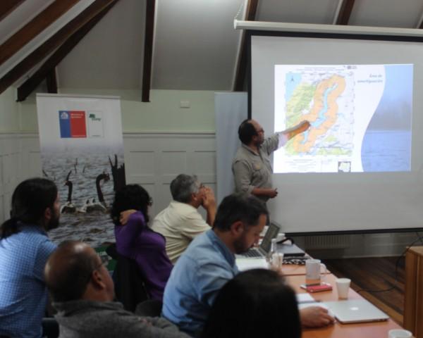 Presentación Plan de Manejo del Santuario de la Naturaleza Carlos Anwandter