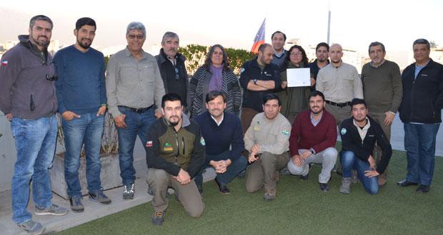 La experiencia chilena ya ha sido dada a conocer tanto en congresos internacionales, como el de Colombia el año pasado, y en un curso con la Universidad de Chile, para profesionales de Argentina, Brasil, Colombia y Perú.