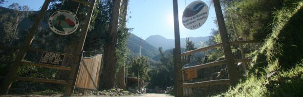 Por obras de mejoramiento, CONAF cierra sector Granizo del Parque La Campana