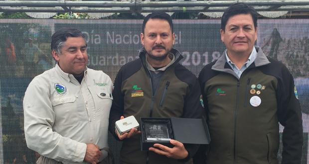 Cipriano Núñez, de la Región de Valparaíso, fue reconocido por aplicación de tecnología para el monitoreo de fauna y conservación de la biodiversidad.