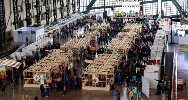Entre el 4 y 7 de octubre en el Centro Cultural Estación Mapocho en Santiago se desarrollará la Expo Chile Agrícola 2018, actividad organizada por el Ministerio de Agricultura.