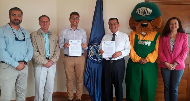 La alianza potenciará la generación de investigación científica con el propósito de conocer las variables ambientales y el estado actual de los objetos de conservación de las áreas protegidas de Tarapacá.