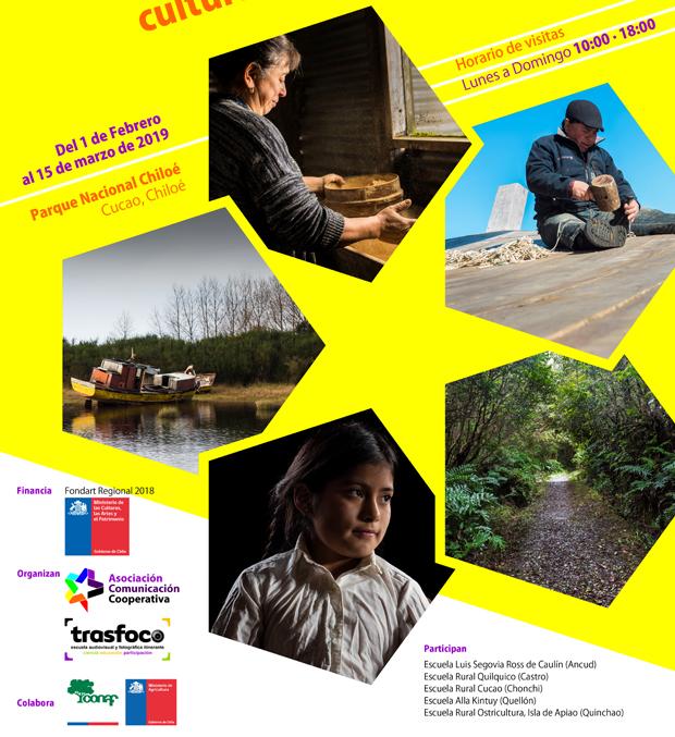 Exposición Fotográfica Parque Nacional Chiloé