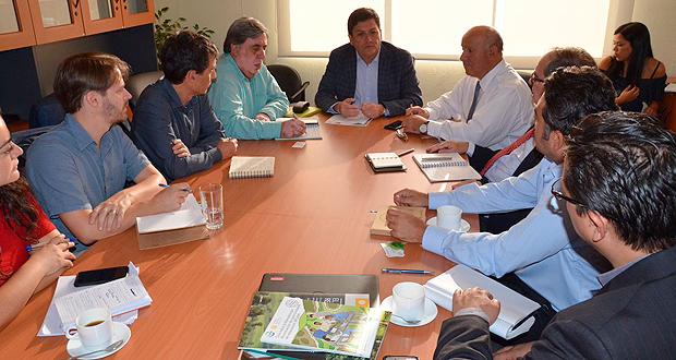 Para el Plan Nacional de Restauración a escala de paisaje el director ejecutivo de CONAF, José Manuel Rebolledo, fue nombrado secretario ejecutivo y es el encargado técnico-político de la formulación del plan.