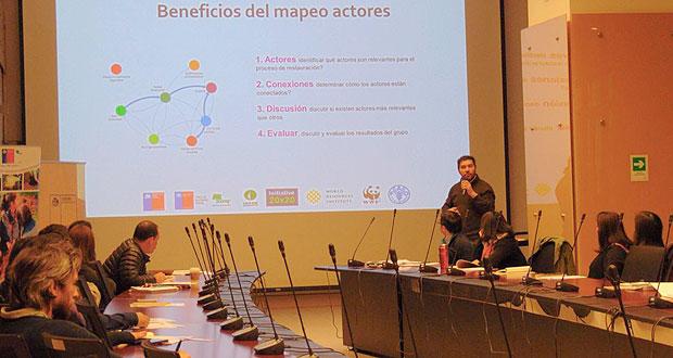 La Conferencia de las Partes o COP25 se desarrollará este año en Chile.