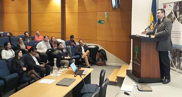 CONAF y UDEC organizaron taller de trabajo para la elaboración del Plan Nacional de Conservación del Pudú