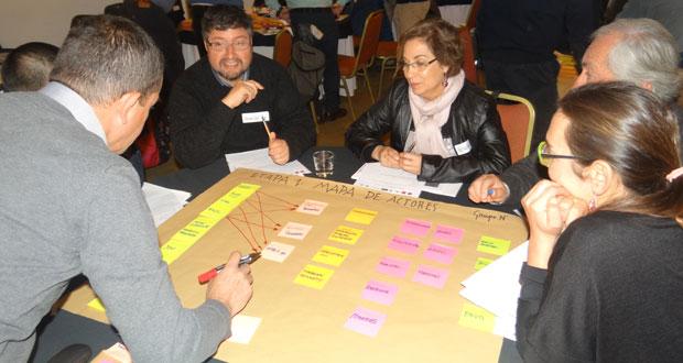 Este proceso contempló un taller de trabajo, donde los participantes entregaron recomendaciones.