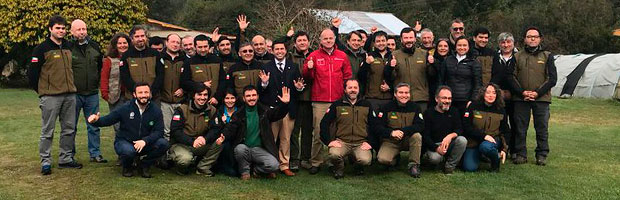 Gobierno, Tompkins Conservation y The Pew Charitable Trusts dan puntapié inicial al Fondo Ruta de los Parques de la Patagonia