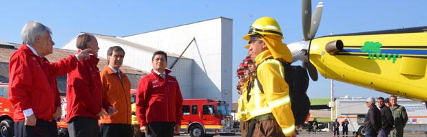 Consejo de la Sociedad Civil conoce Plan Operativo de Protección contra Incendios Forestales 2019-2020