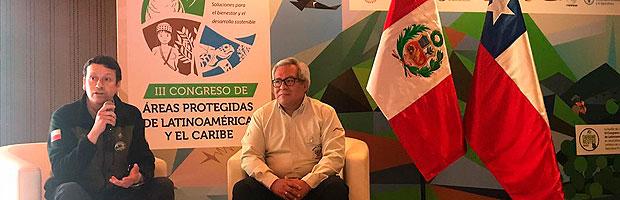 Chile y Perú firman acuerdo para fortalecer sus parques nacionales