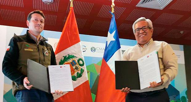 En el acuerdo se establece que las actividades deben efectuarse bajo el marco de los objetivos de gestión de las áreas naturales protegidas del Perú y de las áreas silvestres protegidas de Chile.