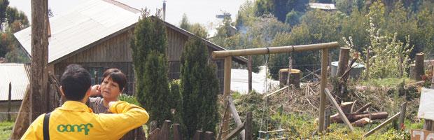 CONAF trabaja en 2 nuevos planes comunales de prevención y control de incendios forestales