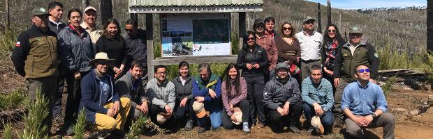 Autoridades visitaron obras destinadas a restauración ecológica
