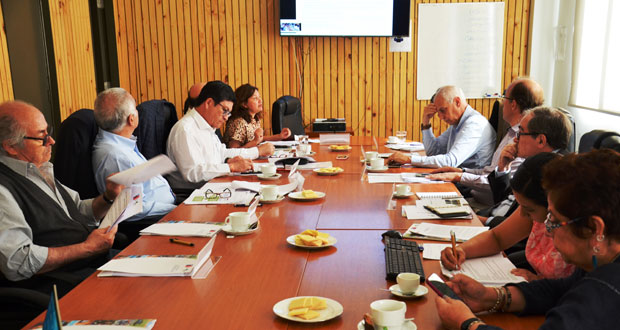 Durante la reunión, presidida por el subsecretario de Agricultura, Alfonso Vargas, los consejeros conocieron también la distribución de los $ 993 millones, en las líneas de investigación a considerar en el decimoprimer concurso del Fondo de Investigación de la Ley de Bosque Nativo.