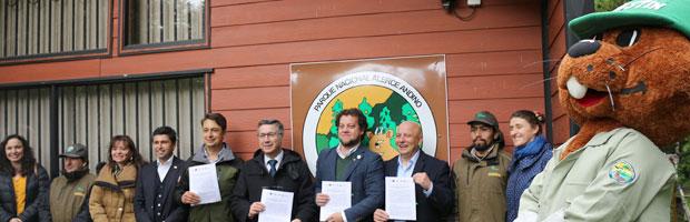 Postulan al Parque Nacional Alerce Andino para obras de mejoramiento
