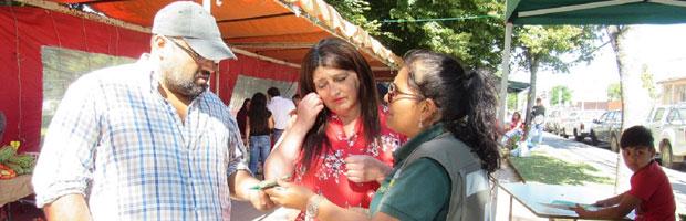 CONAF y Carabineros refuerzan mensaje de prevención de incendios forestales en Arauco