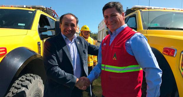 La flota vehicular cubrirá las localidades de Villa Cerro Castillo, Villa Cerro Guido, Villa Río Serrano y el Parque Nacional Torres del Paine.