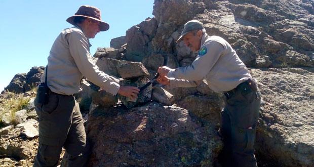 Las cámaras fueron instaladas por los guardaparques de la Corporación Nacional Forestal (CONAF) que resguardan la reserva.