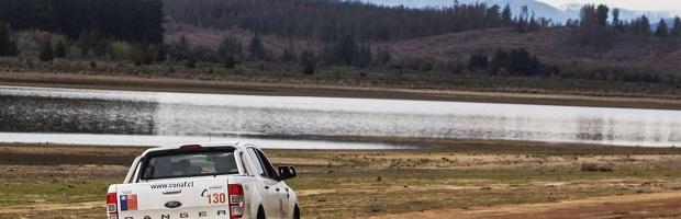 Espejo de agua del lago Peñuelas alcanza las 120 hectáreas tras las últimas lluvias