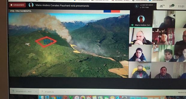 Cabe destacar que este taller tuvo su primera versión con los jefes regionales y de operaciones de los Departamentos de Protección contra Incendios Forestales de CONAF.