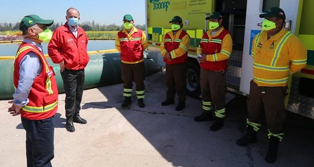 El director ejecutivo de la Corporación Nacional Forestal (CONAF), Rodrigo Munita, hizo un llamado a la comunidad para asumir una conducta preventiva y realizar así acciones tendientes a evitar los incendios.