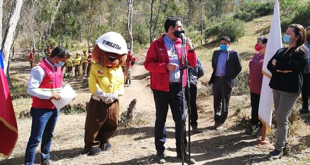 En la Región Metropolitana casi el 100% de los incendios forestales ocurren por la acción directa o indirecta del ser humano.