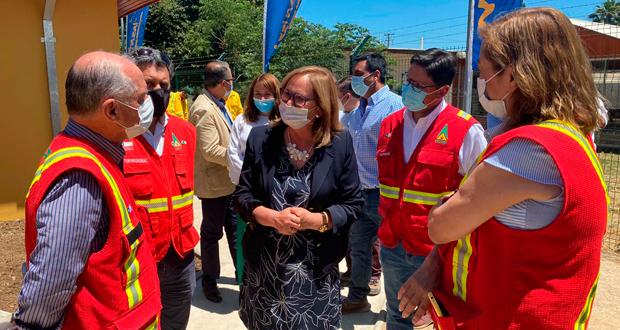 Este proyecto, financiado con recursos del Consejo Regional, busca mejorar las condiciones de seguridad, habitabilidad y alimentación de los brigadistas.