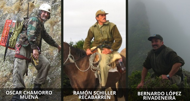 Ramón Schiller, Bernardo López y Óscar Chamorro se acogieron a retiro luego de casi cinco décadas de trayectoria en la institución.