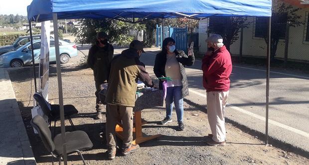 Actividad educativa en la localidad de El Convento, en Santo Domingo.