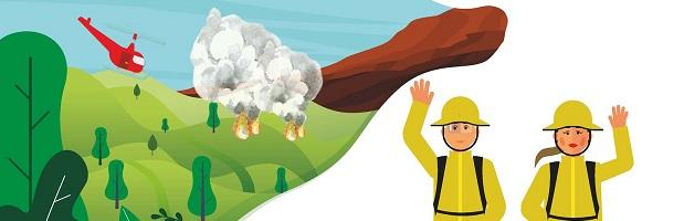 CONAF y UC de Valparaíso firman convenio para educación en prevención de incendios forestales