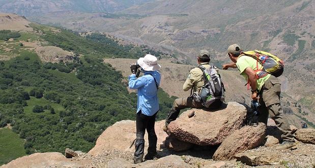 Esta Reserva de la Biosfera tiene como áreas núcleo a la Reserva Nacional Ñuble, el Parque Nacional Laguna del Laja y la Reserva Nacional Los Huemules de Niblinto y Santuario de la Naturaleza del mismo nombre, esta última administrada con CODEFF.